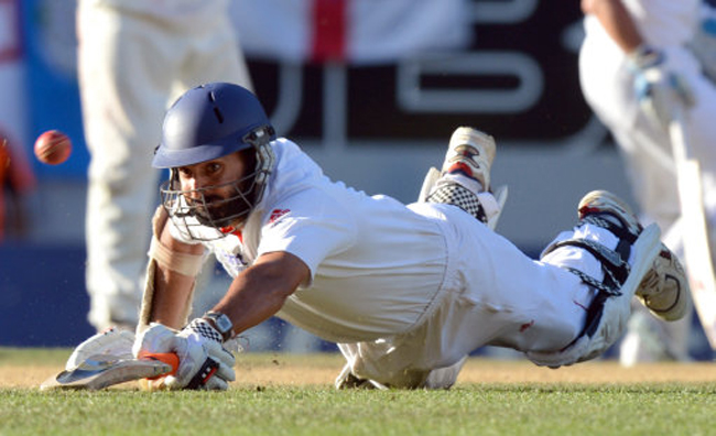 Finish1 1 Monty Panesar's Flying Circus, and the other greatest sporting endings