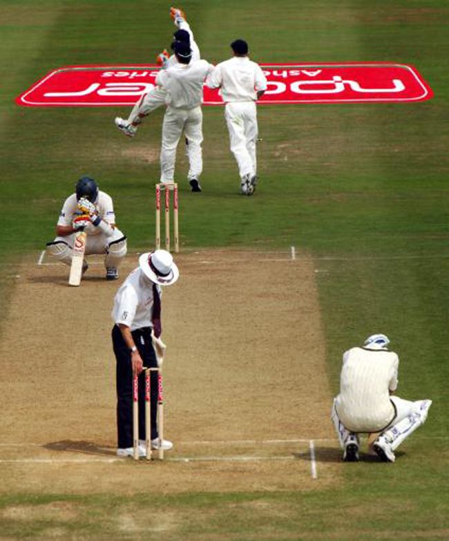 Cricket - The Ashes - npower Second Test - England v Australia - Edgbaston