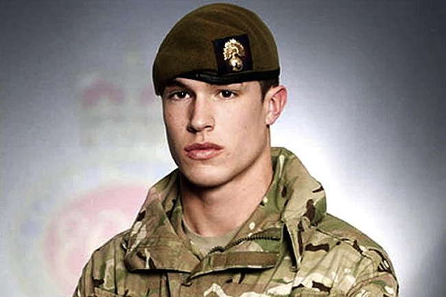 Lance Corporal James Ashwort