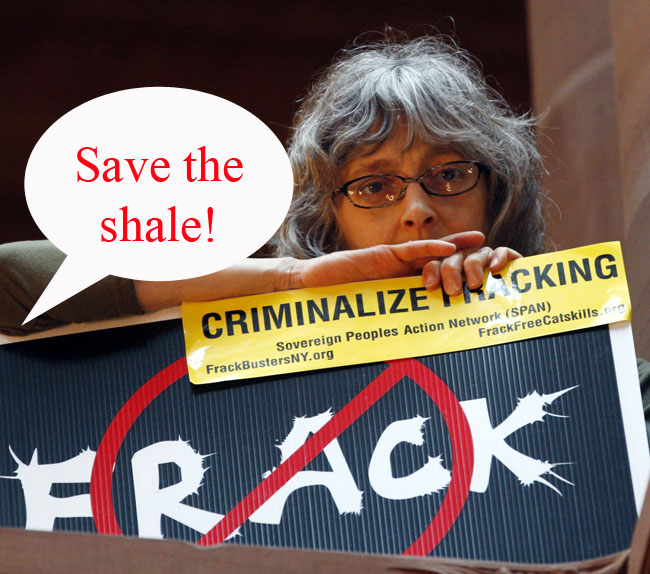 PA 13532995 copy The Labour Party and Greenpeace are just getting desperate over shale gas