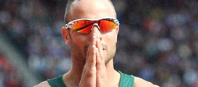 PA 15862968 Oscar Pistorius turns to prayer and suicide