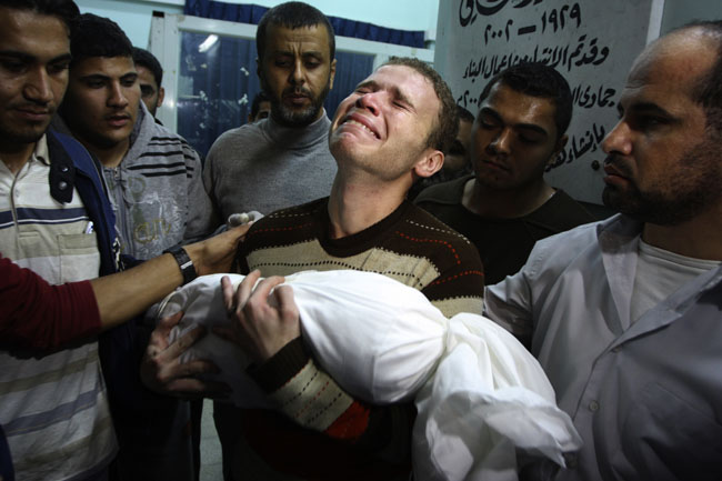PA 16018063 How the BBC turned the killing of 11 month old Omar into Hamas propaganda