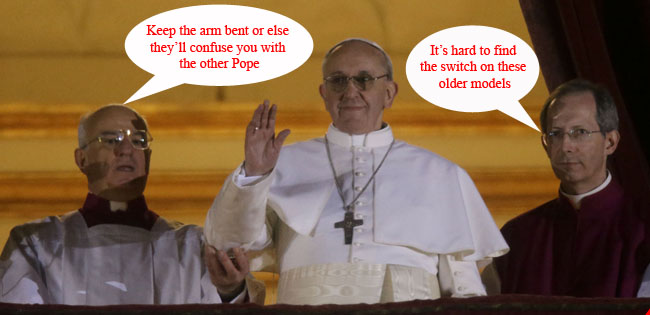 PA 16035826 10 incredible facts about Pope Francis