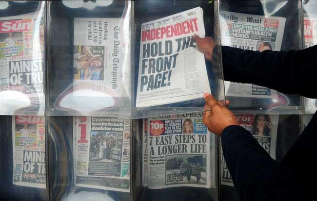 Press regulation deal