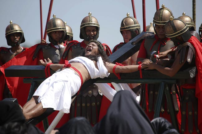 Holy Week Photo Gallery