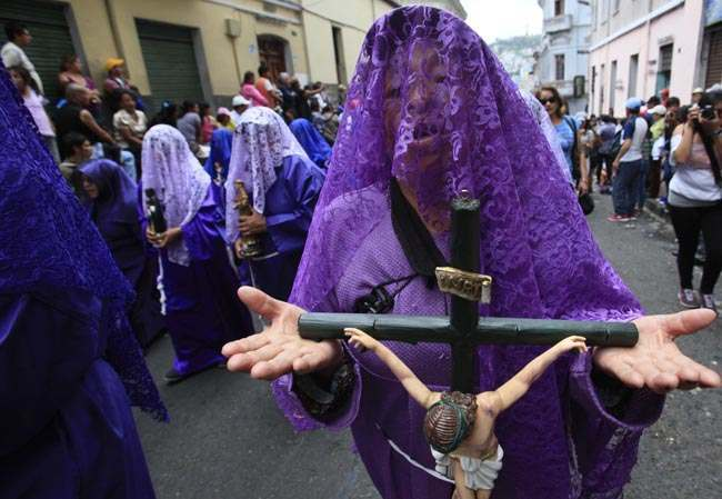 Ecuador Good Friday