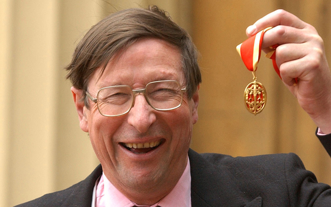 Max Hastings  - Investiture