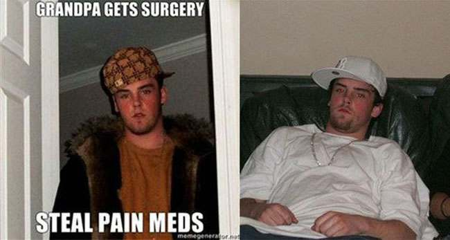 Scumbag Steve  Meme heroes in real life