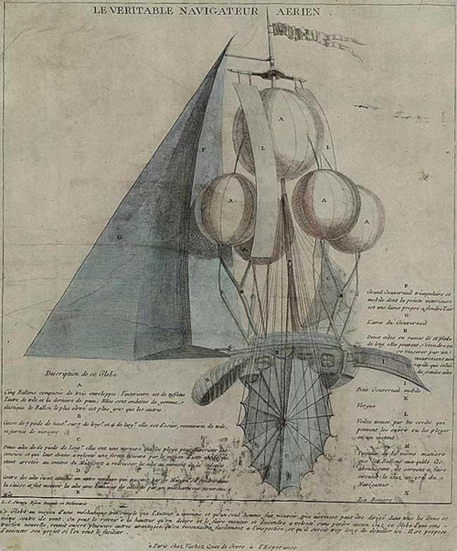 Stoupy Bijou, 1790