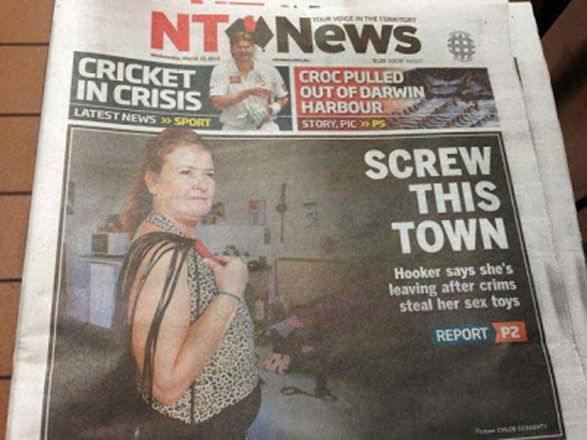 alice springs sex Alice Springs last prostitute leaves town