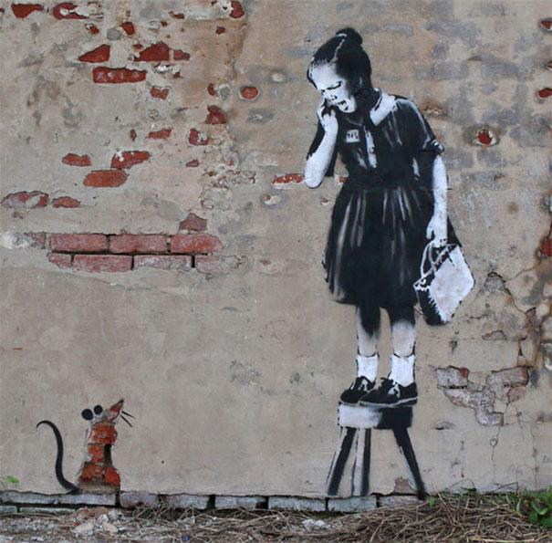 banksy-graffiti 14