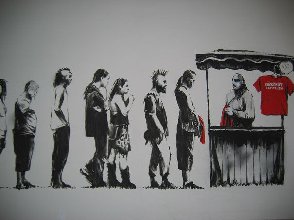 banksy graffiti 33 99 acts of vandalism by BANKSY