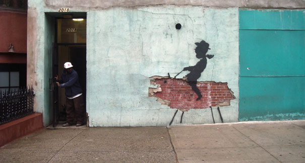 banksy-graffiti 6