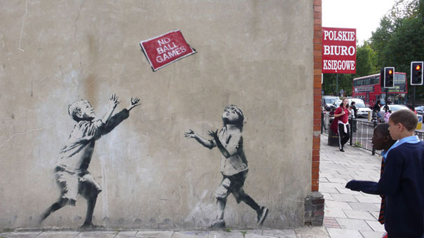 banksy-graffiti 9