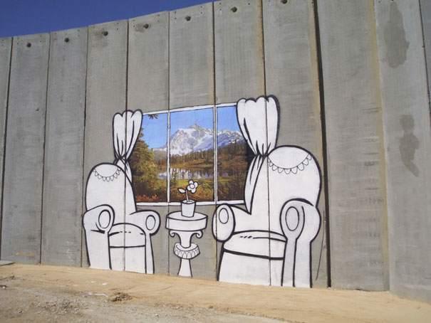 banksy israel 4