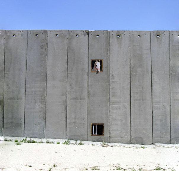 banksy israel 7