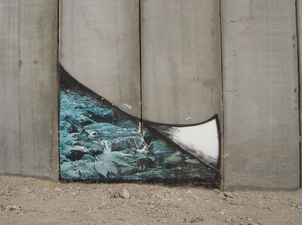 banksy israel 8
