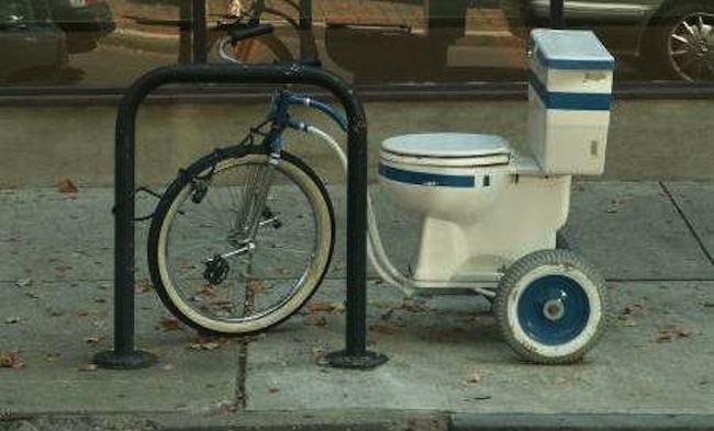 bike seat wanker