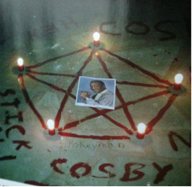 bill cosby pentagram