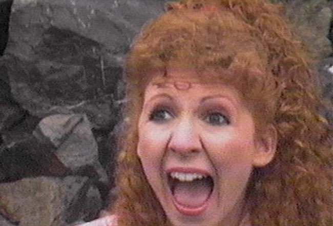 bonnie langford Dr Who 1987: Viewers hope Bonnie Langford gets eaten