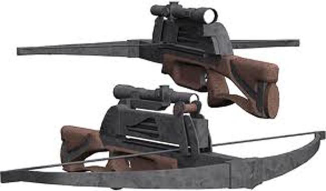 bow gun