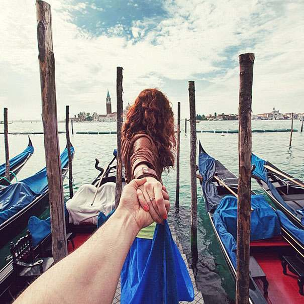 girlfriend travel 15 Follow Me To: a photographer follows his lover around the world