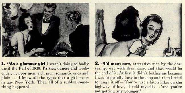 hitchiker on the highway of love 1 I was a Hitchhiker On the Highway of Love: 1938 sexism