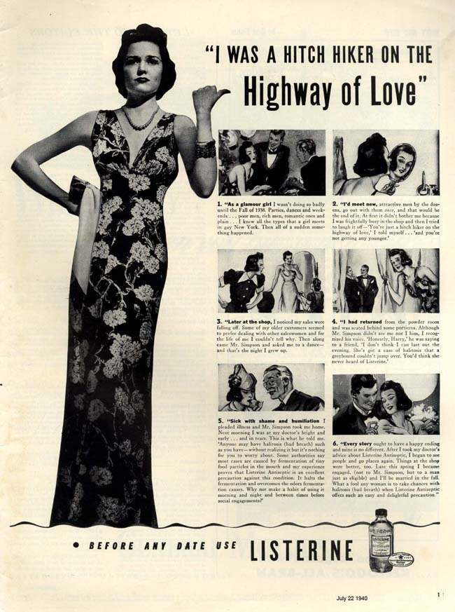 hitchiker on the highway of love I was a Hitchhiker On the Highway of Love: 1938 sexism