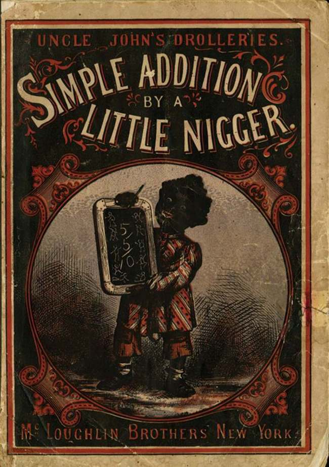 little nigger Everyday Racism in books: Simple Edition by A Little Nigger