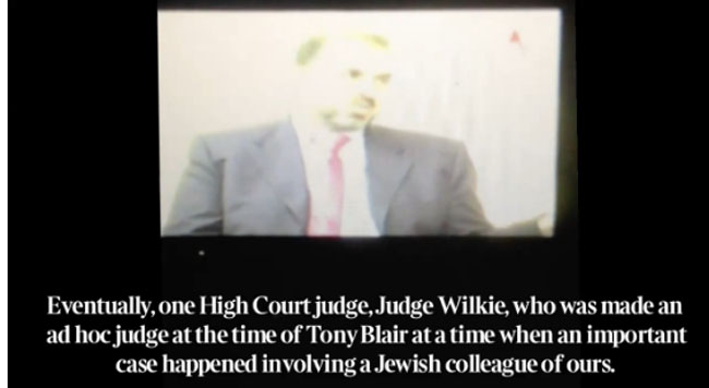 lord hamed 1 Labour peer Lord Ahmed blames the Jews for his imprisonment