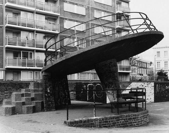 pimlico death trap Pimlico playground Death Trap of the 1970s