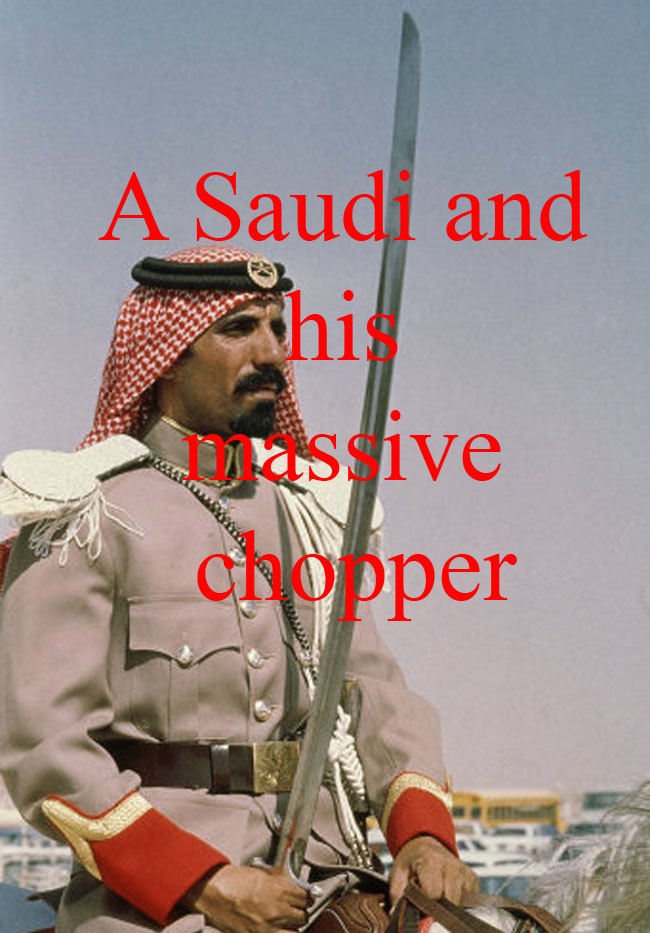 saudi sword Saudi Arabia runs out of swordsmen to execute prisoners