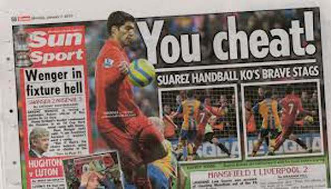 suarez cheat