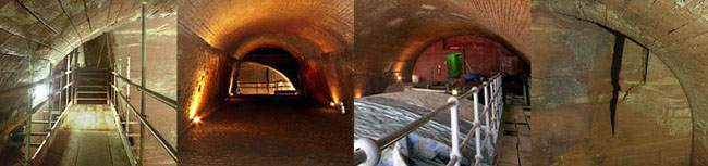 williamson tunnels The mystery of Liverpools Williamson Tunnels: digging to Armageddon