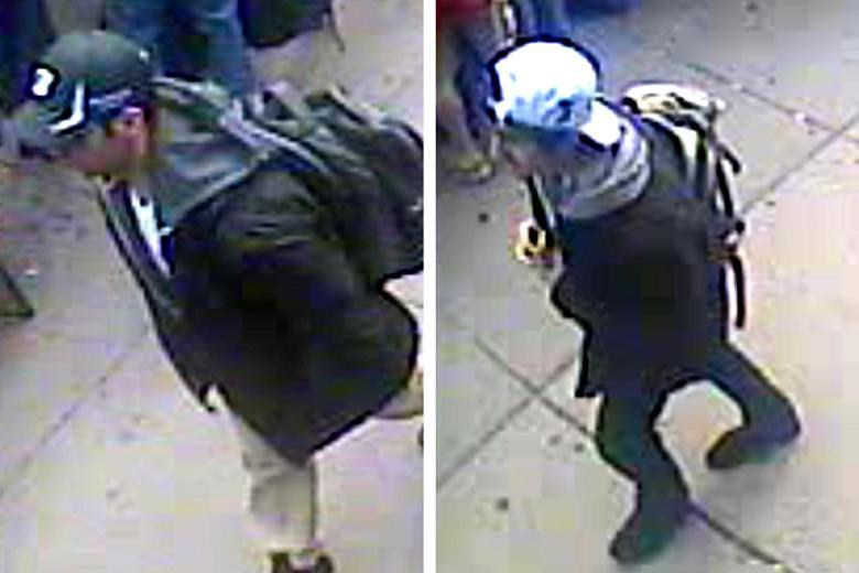 Boston marathon suspects 1