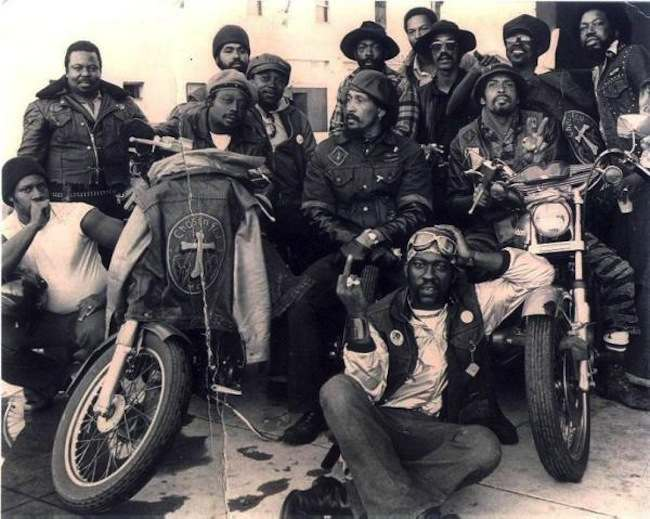 Chosen Few Motorcycle Club The Chosen Few Motorcycle Club was America first black biker set
