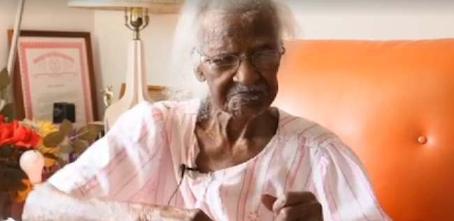 Jeralean Talley Jeralean Talley at 113: oldest living American recalls only time she ever drove a car