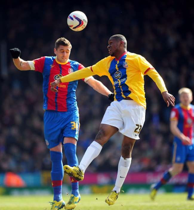 Soccer - npower Football League Championship - Crystal Palace v Barnsley - Selhurst Park