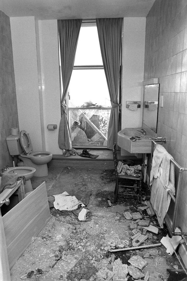 Politics - Brighton Bombing - 1984