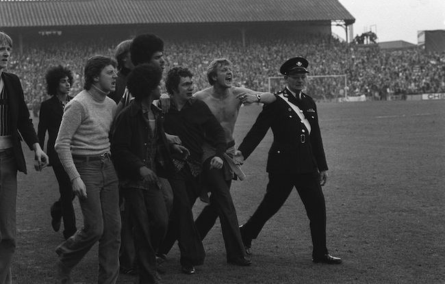 FOOTBALL HOOLIGANISM : 1978