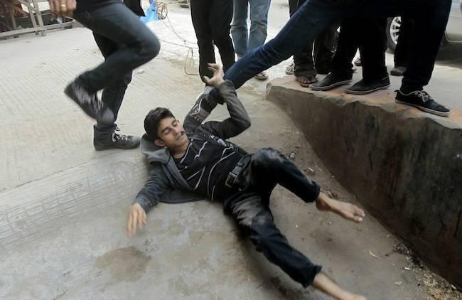 Bangladesh Opposition Clash