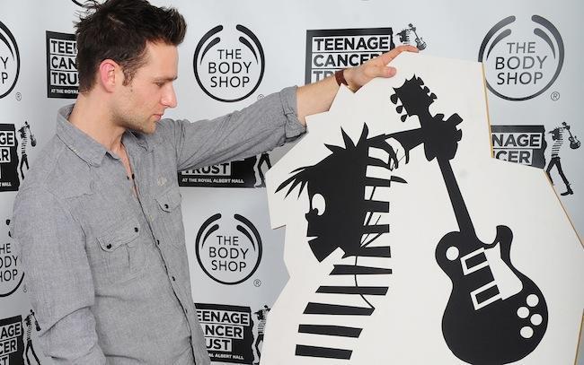 Teenage Cancer Trust concert - London