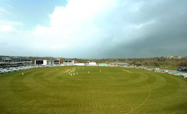 Cricket - LV=County Championship - Division One - Day One - Durham v Somerset - Emirates Durham ICG