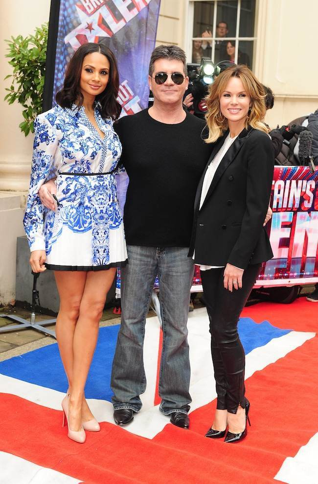 Britain's Got Talent 2013 Launch - London