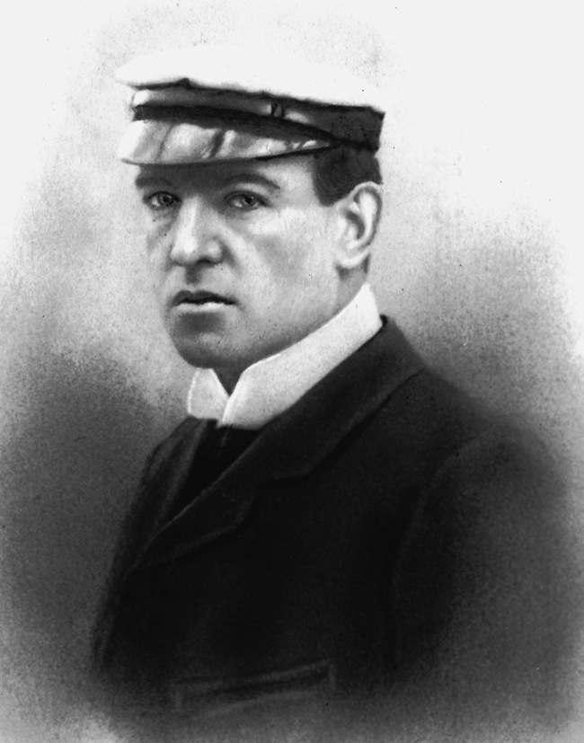 Sir Ernest Shackleton.