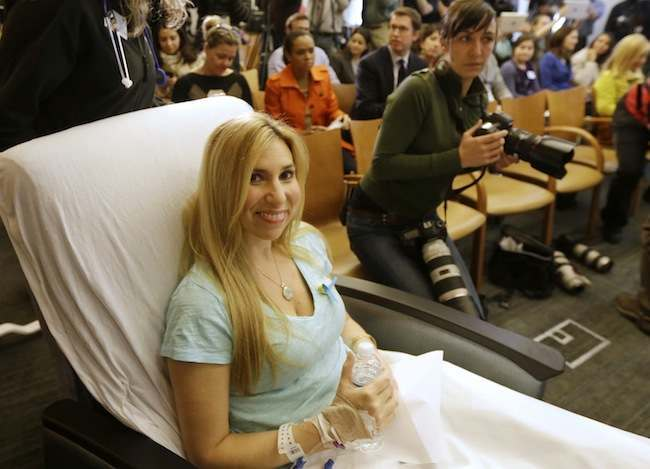 Boston Marathon Victims Tough Choice