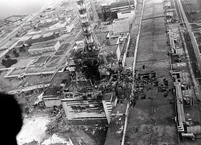 PA 2815840 Chernobyl: the words worst nuclear accident in photos   then and now