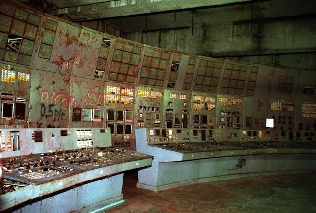 PA 3423138 Chernobyl: the words worst nuclear accident in photos   then and now