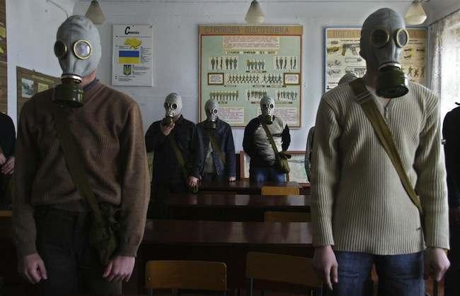 APTOPIX UKRAINE CHERNOBYL PHOTO ESSAY 3
