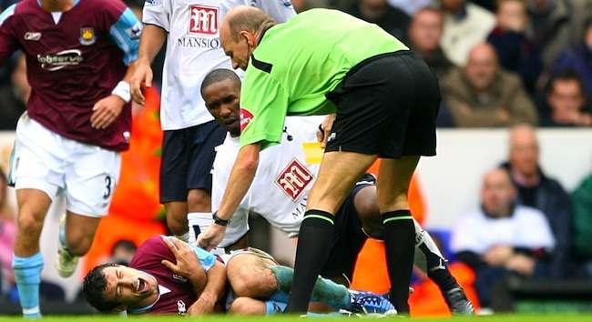 Soccer - FA Barclays Premiership - Tottenham Hotspur v West Ham United - White Hart Lane